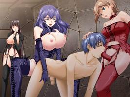 mistress hentai